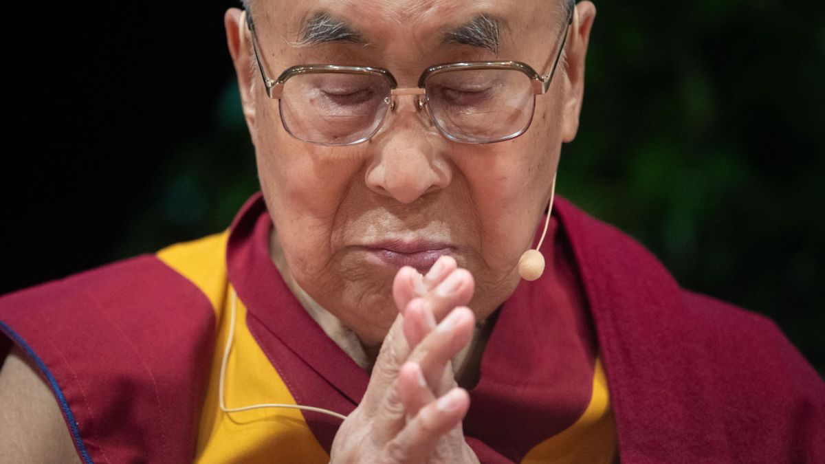 Tibetan spiritual leader Dalai Lama hospitalized with chest infection