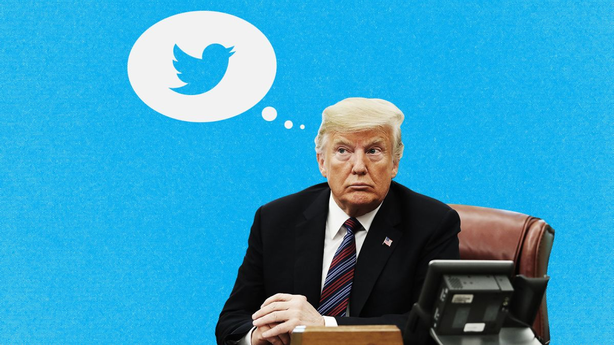 What Donald Trump's unsettlingly erratic 24 hours on Twitter