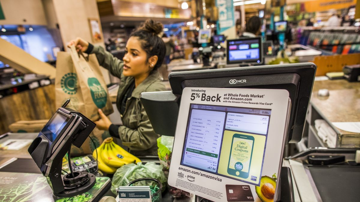 Amazon and Whole Foods are cutting prices again - CNN