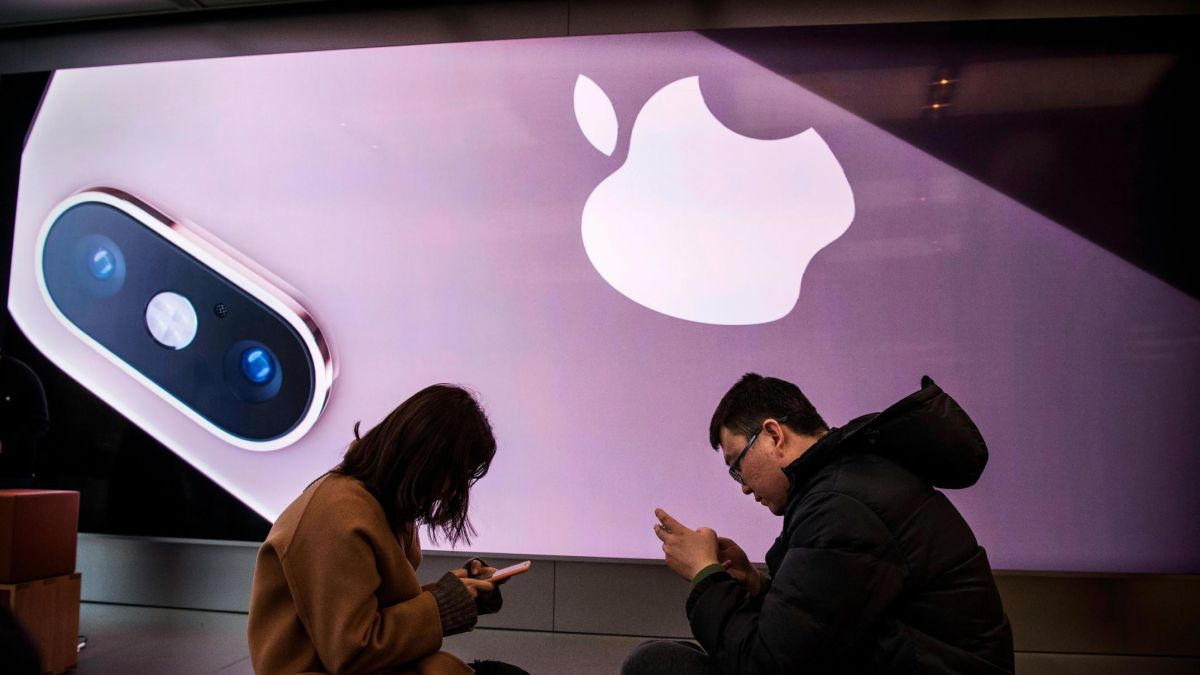 Apple cuts iPhone prices in China - CNN