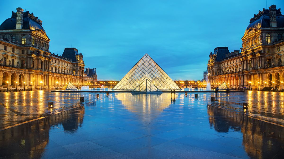France Coronavirus Paris Famed Louvre Museum Is Closed Sunday
