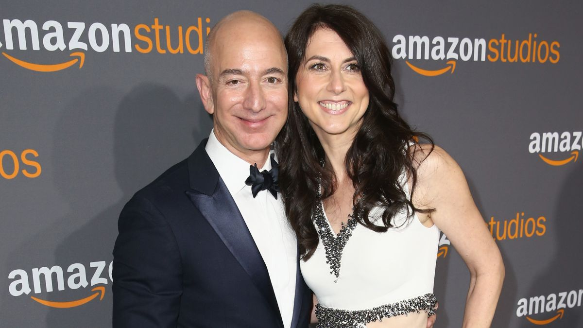 World's Most Expensive Divorce In History:  Mackenzie Bezos Is Now The World's Third-Wealthiest Woman