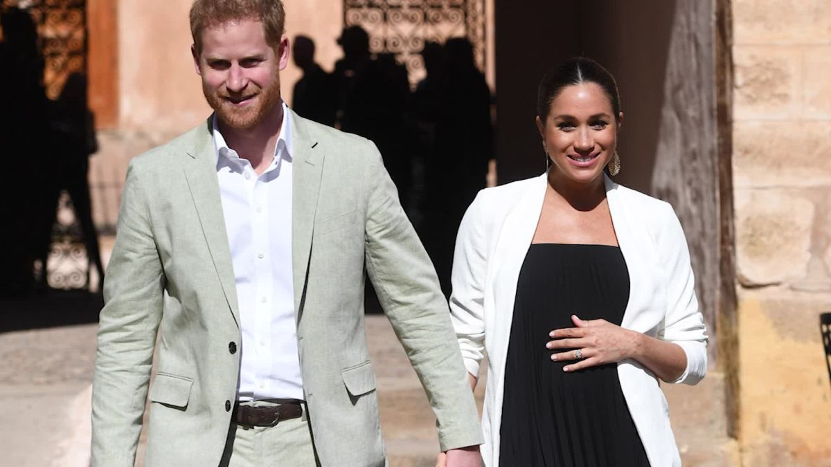cnn.com - By Kehinde Andews - Harry and Meghan, Africa doesn't want you