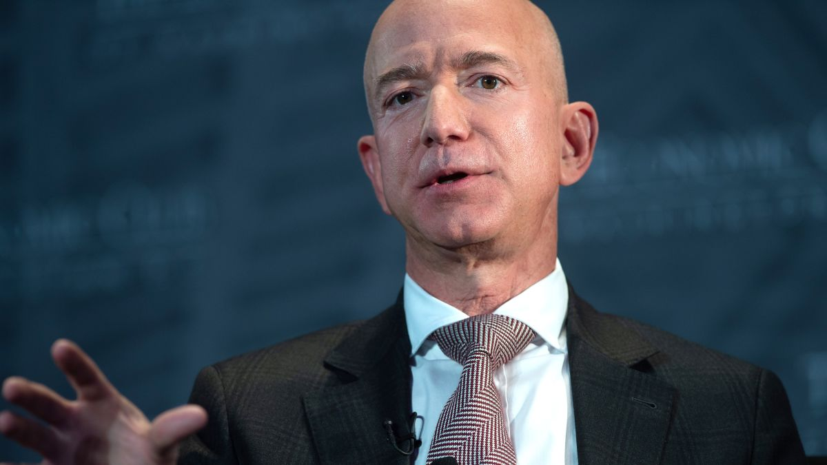 Jeff Bezos to meet with federal prosecutors on extortion and
