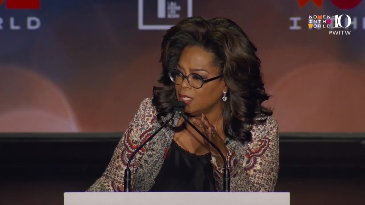 Oprah Winfrey Surprises New Jersey High School With 500000 Gift