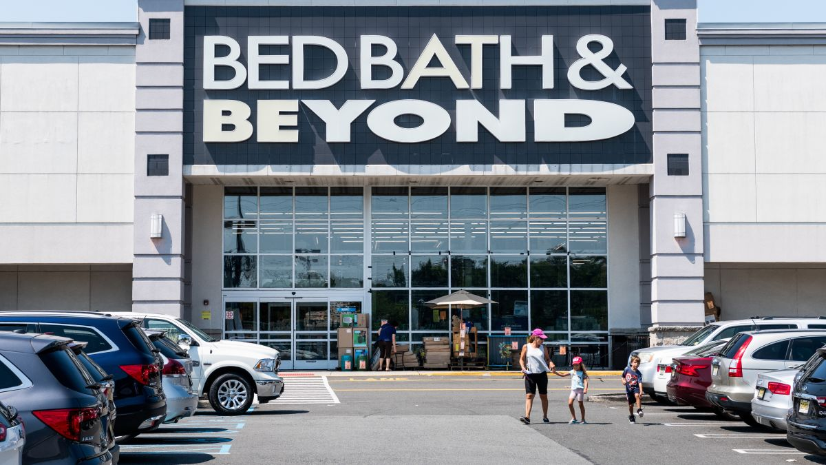 Bed Bath & Beyond to close 40 stores - CNN