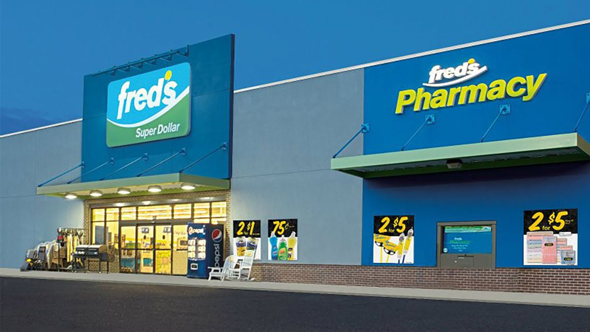 Fred's is closing almost 30% of its stores - CNN