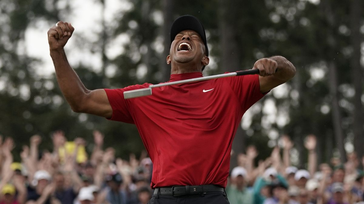 Tiger Woods on Masters victory: 'It's going to take a bit of time to