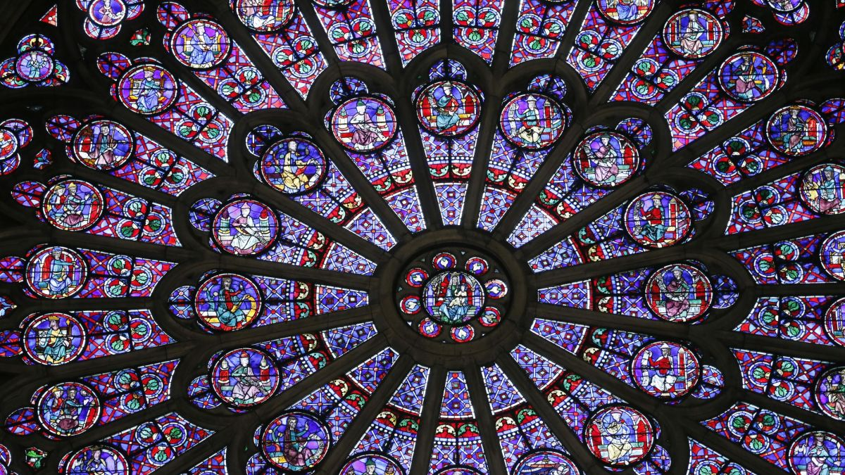 Rose Windows Of Notre Dame Are Safe But Fate Of Some Relics