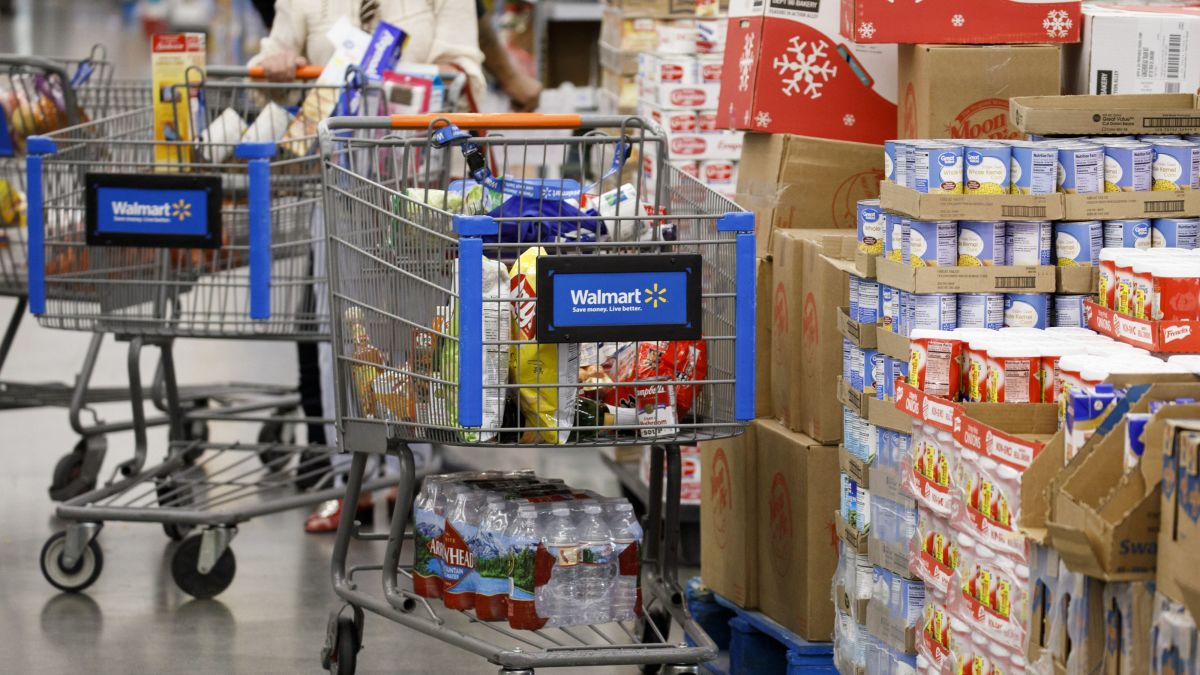 Amazon And Walmart S Next Online Grocery Customers Are Using