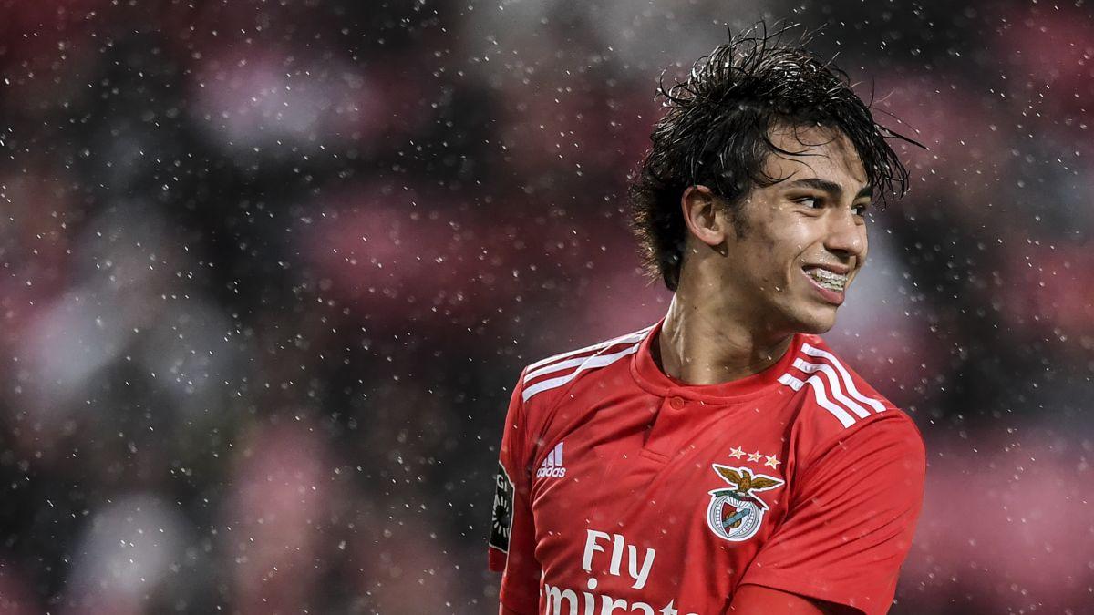 Joao Felix: Benfica teen hailed as the next Cristiano