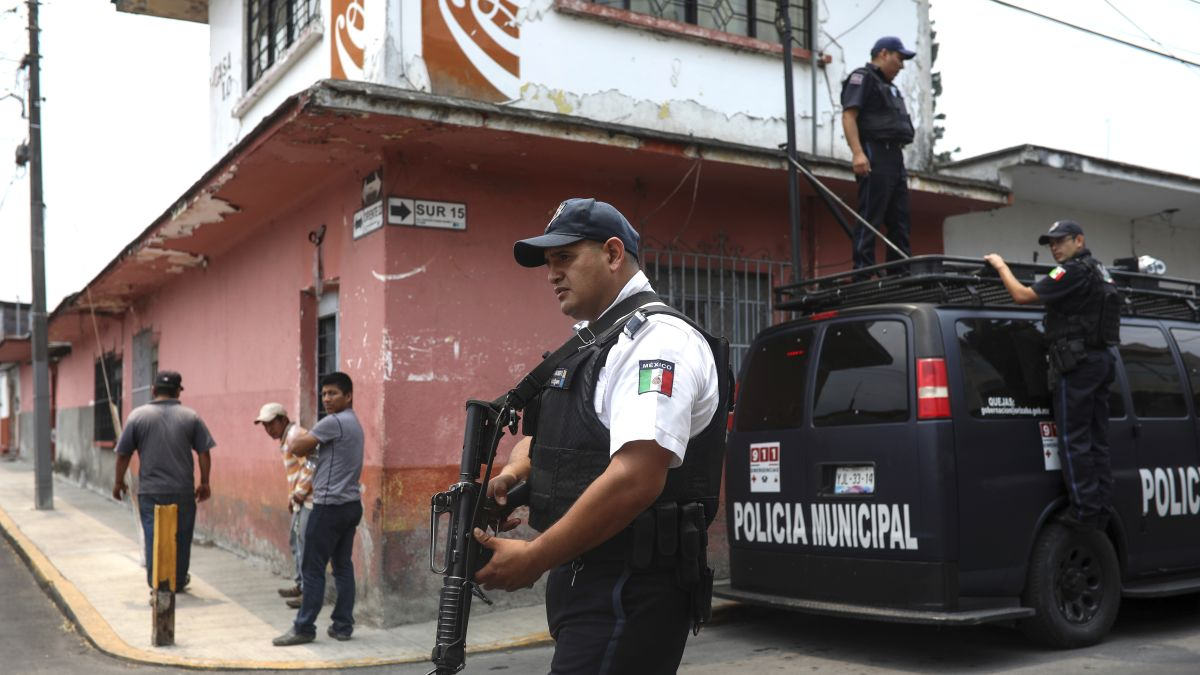 Mexican state of Veracruz plagued by bloody shadow of