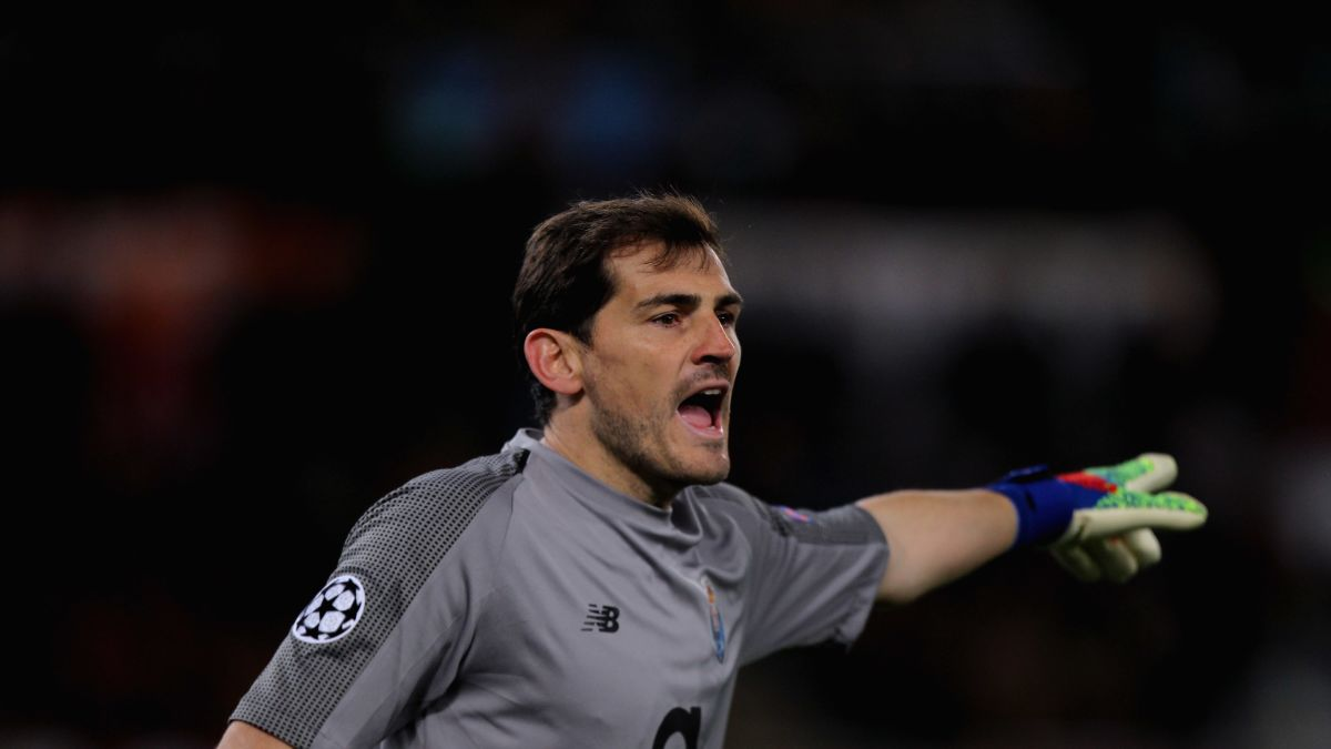 info for b8145 d3983 Iker Casillas: Porto goalkeeper suffers heart attack - CNN