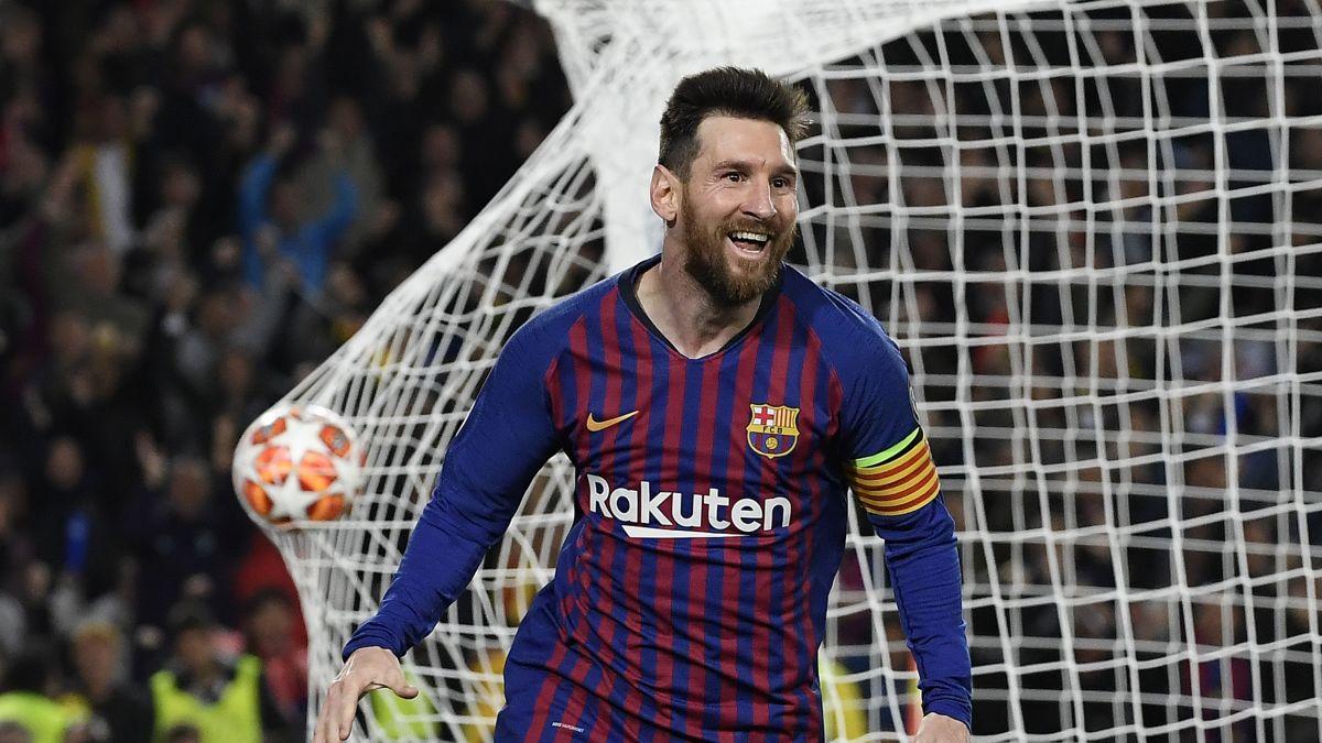 ed4cf65fc Barcelona and Lionel Messi crush Liverpool s Champions League hopes - CNN
