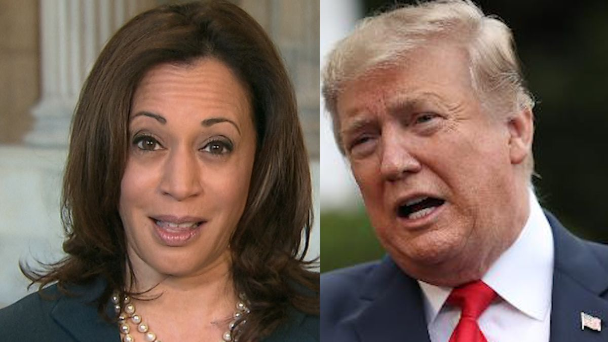 Trump Reverts To Stereotypes As Campaign Fumbles To Respond To Harris Pick Cnnpolitics