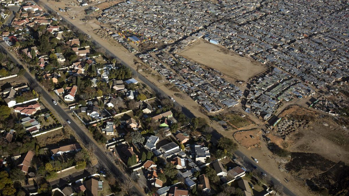 Image result for south africa wealth inequality