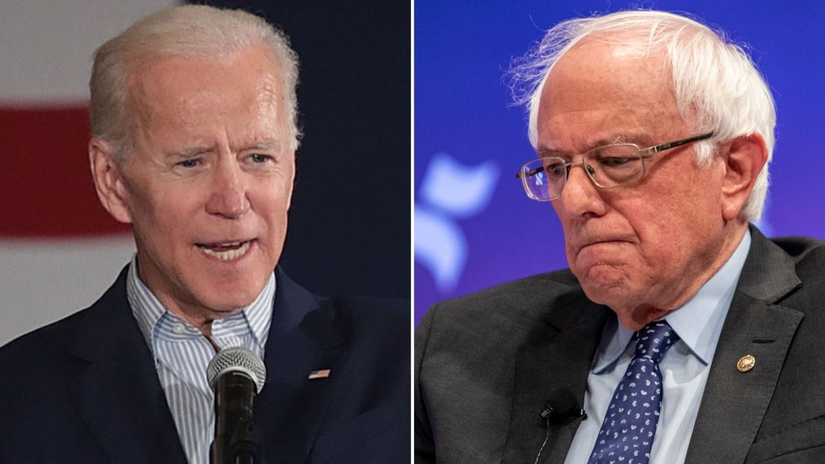 Image result for Images, Biden and Bernie, losers
