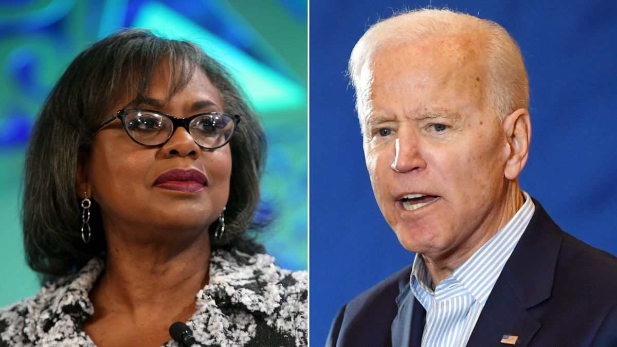 Anita Hill says she could vote for Biden if he becomes Democratic nominee