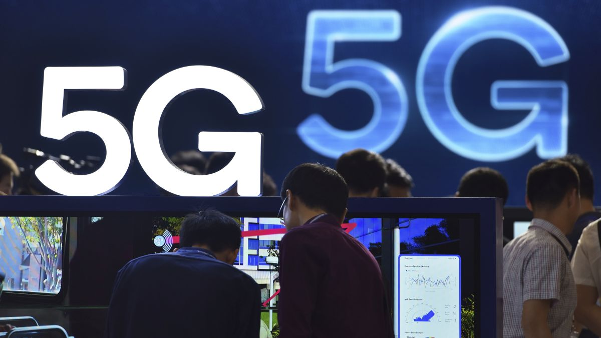 Image result for image of 5G in China