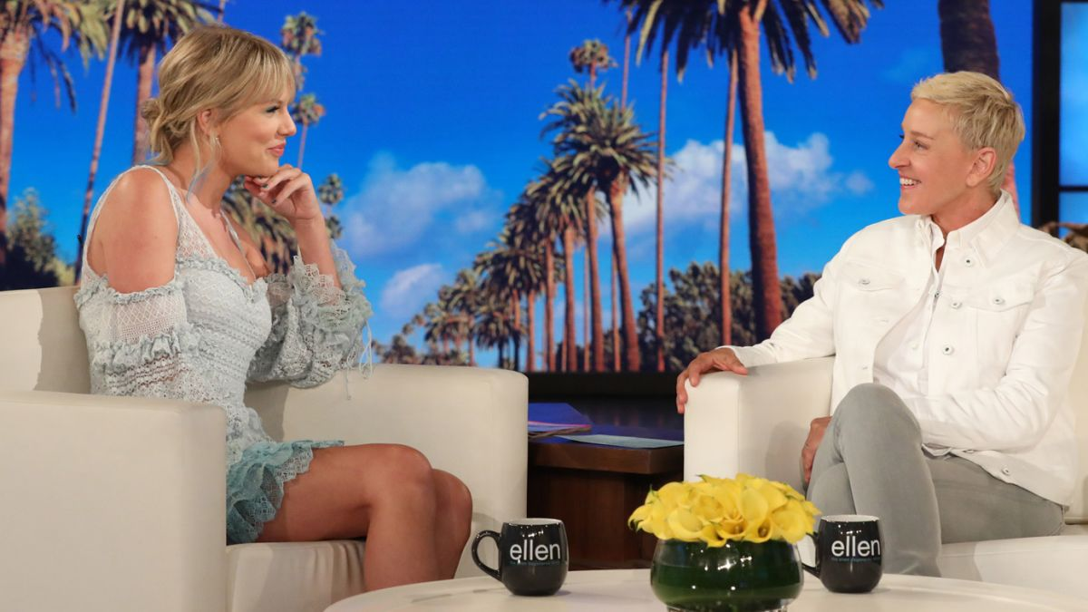 Taylor Swift Tells Ellen Her Biggest Teenage Rebellion Involved Ex Joe Jonas Cnn