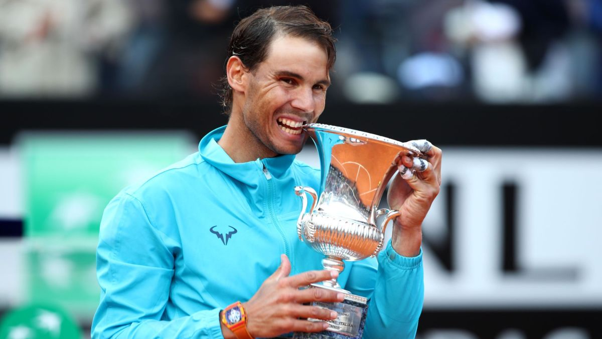 Rafael Nadal Beats Novak Djokovic To Win Ninth Rome Masters Cnn