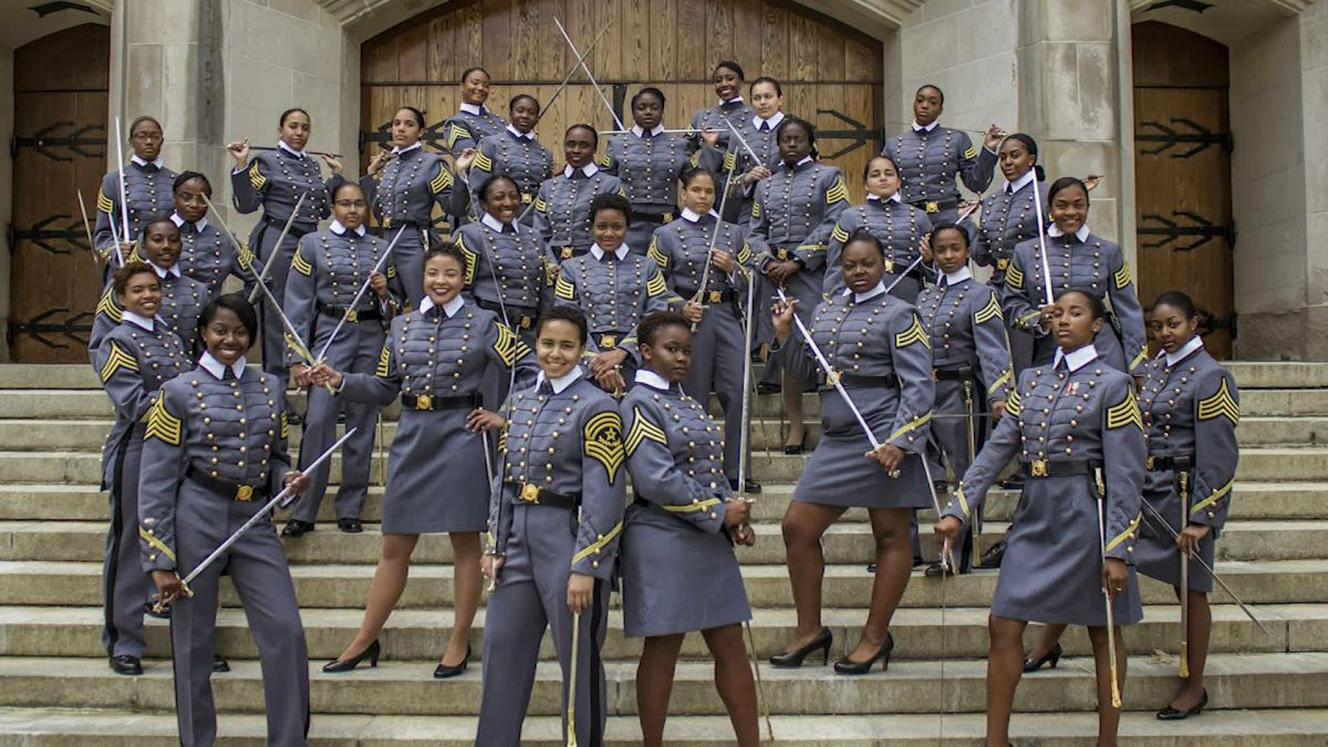 West Point Christmas Concert 2019 West Point graduates most diverse class in history   CNN Video
