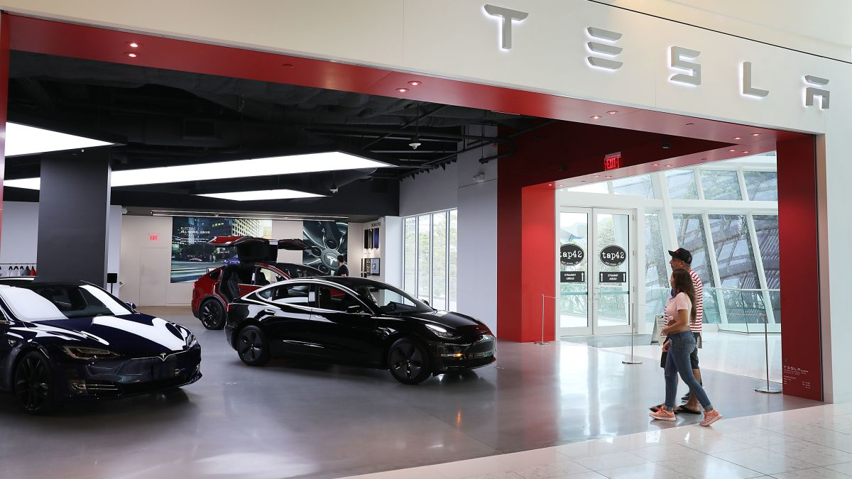 Tesla has never needed to advertise, but that might have to