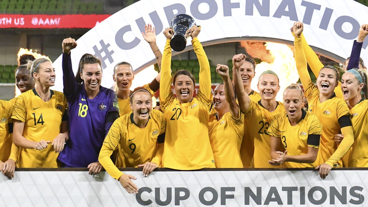 Fifa Porn australia: from nude calendars to women's world cup