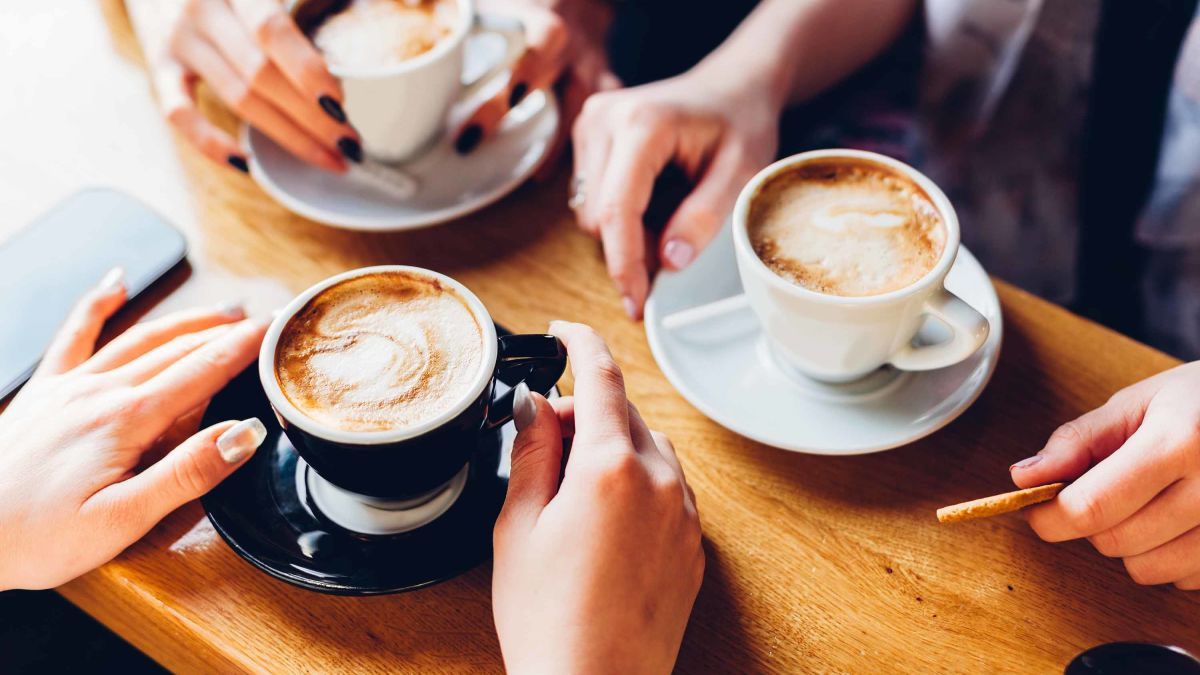Image result for coffee drinking