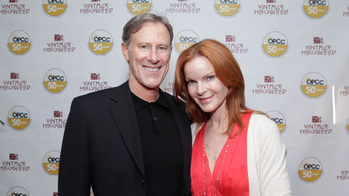 Marcia Cross says her anal cancer is linked to HPV and husband's throat cancer