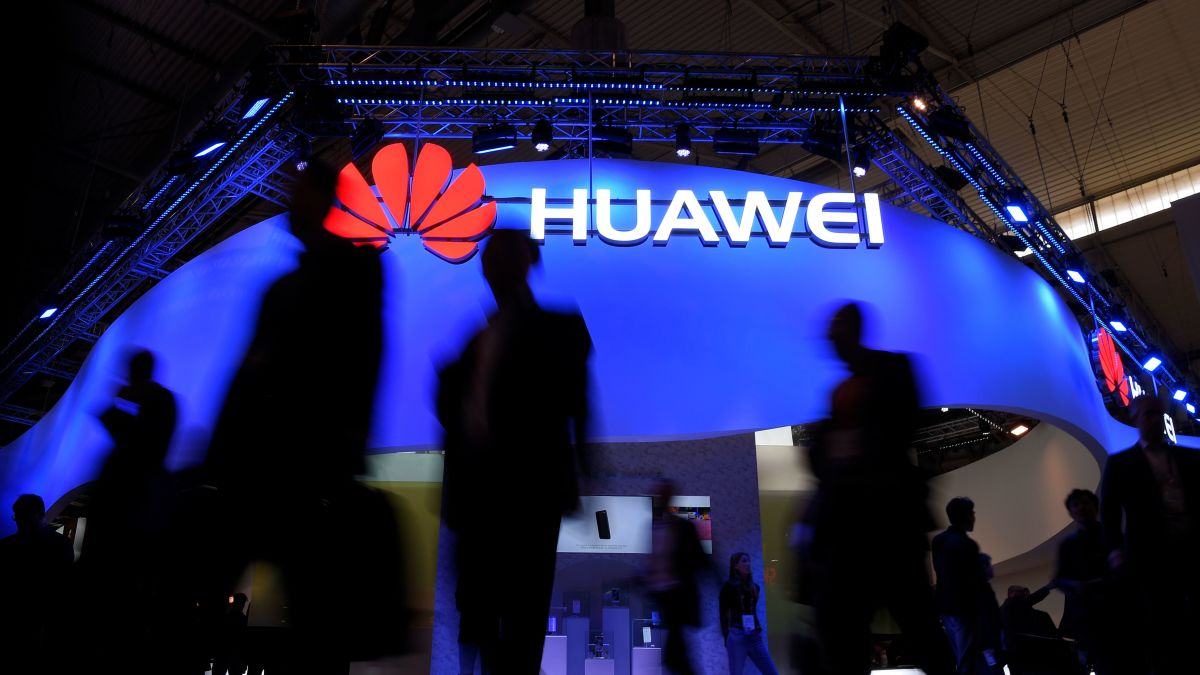 Huawei is building 5G in Russia and China  This could be the