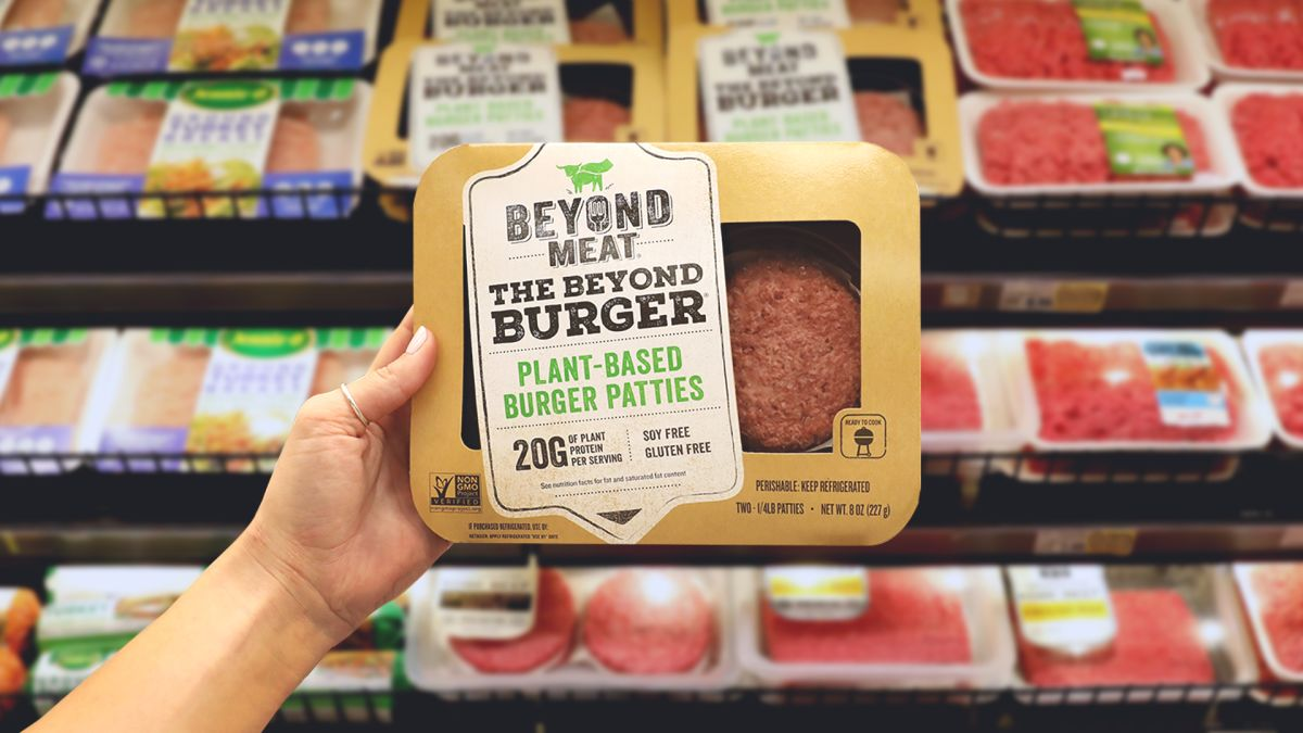 How Beyond Meat made it into the meat aisle
