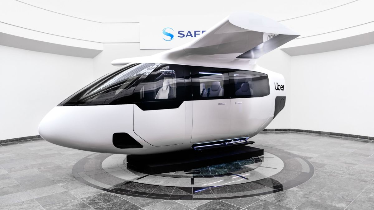 Uber's dream of flying cars undeterred by helicopter crashes
