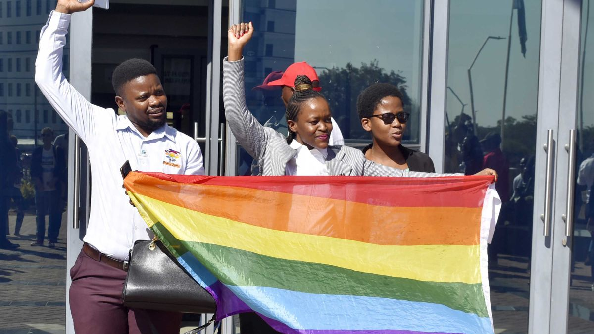 Botswana ruling: Africa is doing better on LGBTQ rights than you think - CNN