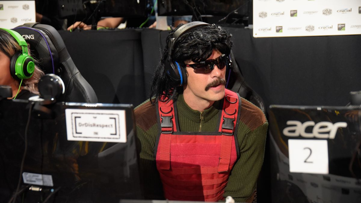 E3 2019: Dr Disrespect Twitch account suspended - CNN