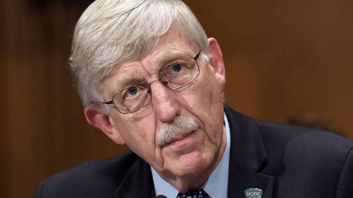 The NIH director is tired of all-male panels at scientific