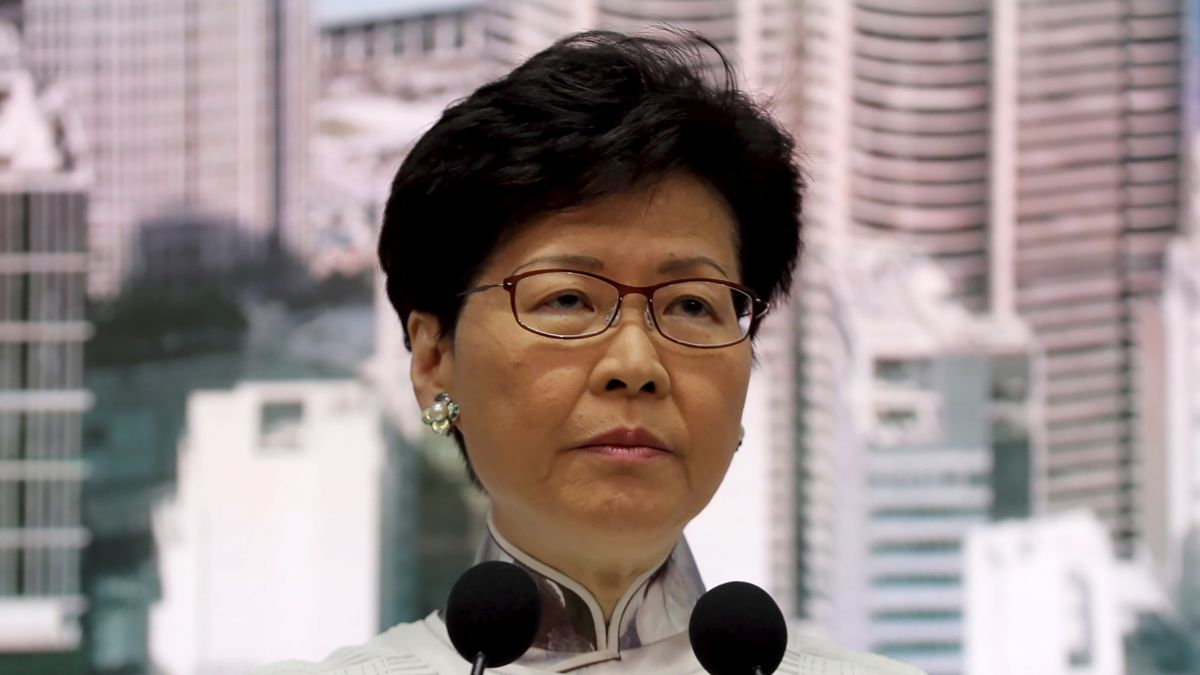 Hong Kong suspends controversial extradition bill after mass protests