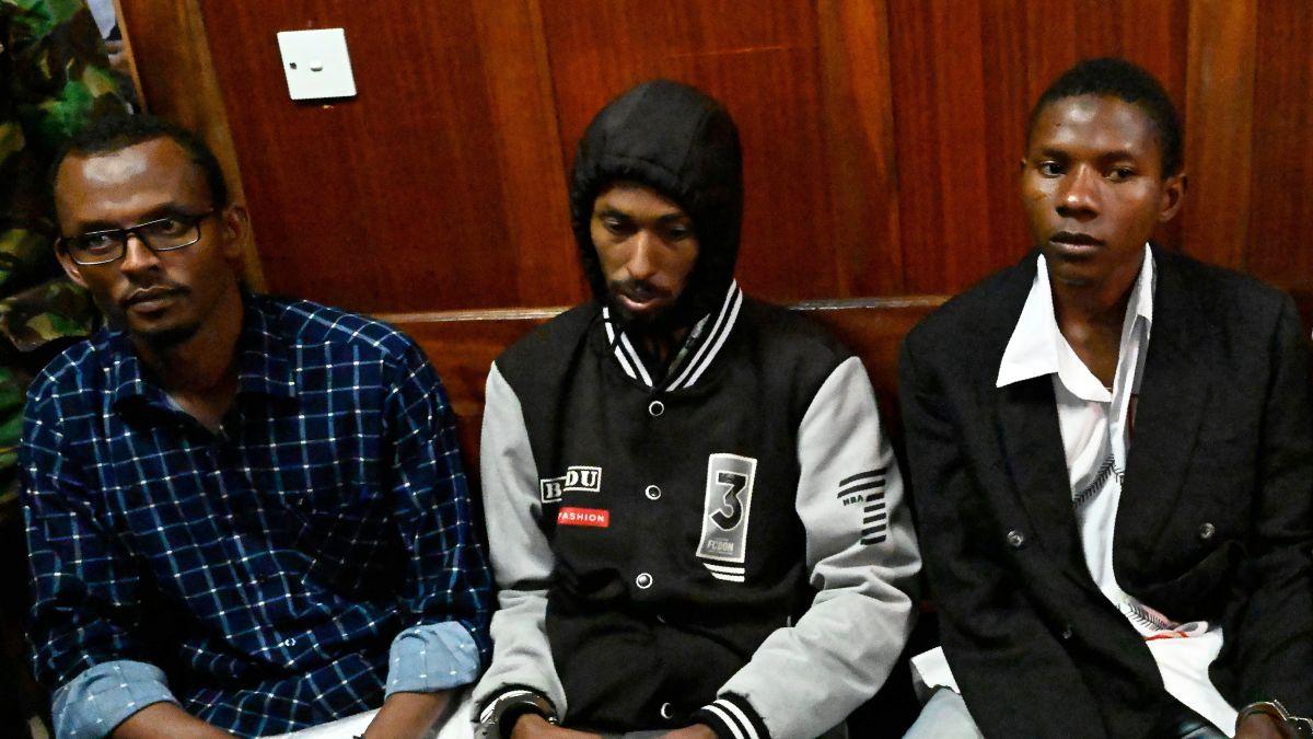 Three men found guilty of 2015 attack on Kenya university