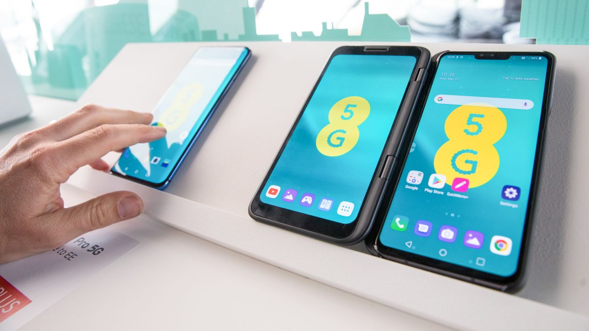 5G phones: Latest devices that can access the network in the