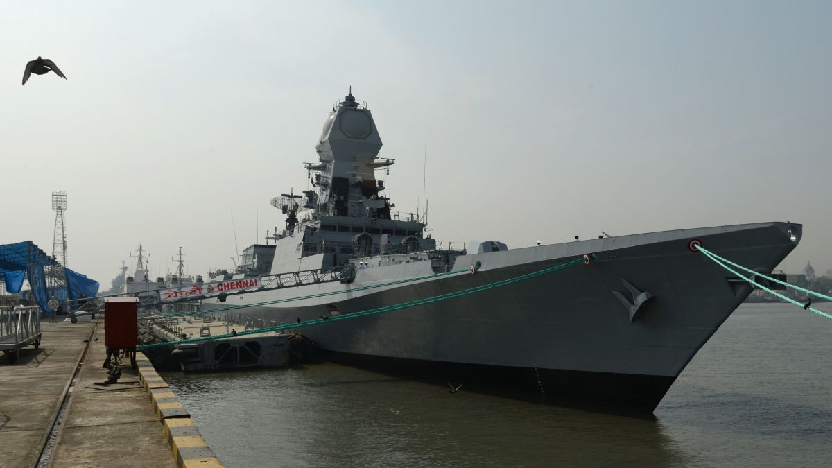 India sending warships to the Middle East to protect