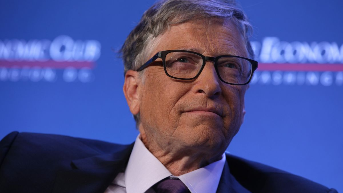 Bill Gates thinks government needs to regulate Big Tech