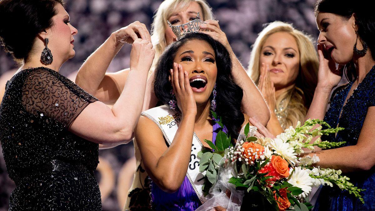 Miss Tennessee Brianna Mason makes history in an already
