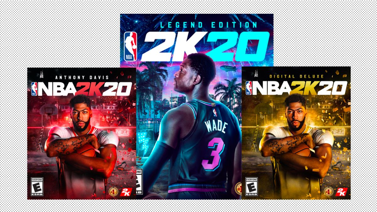 Nba 2k20 Preorders And Release Date Cnn