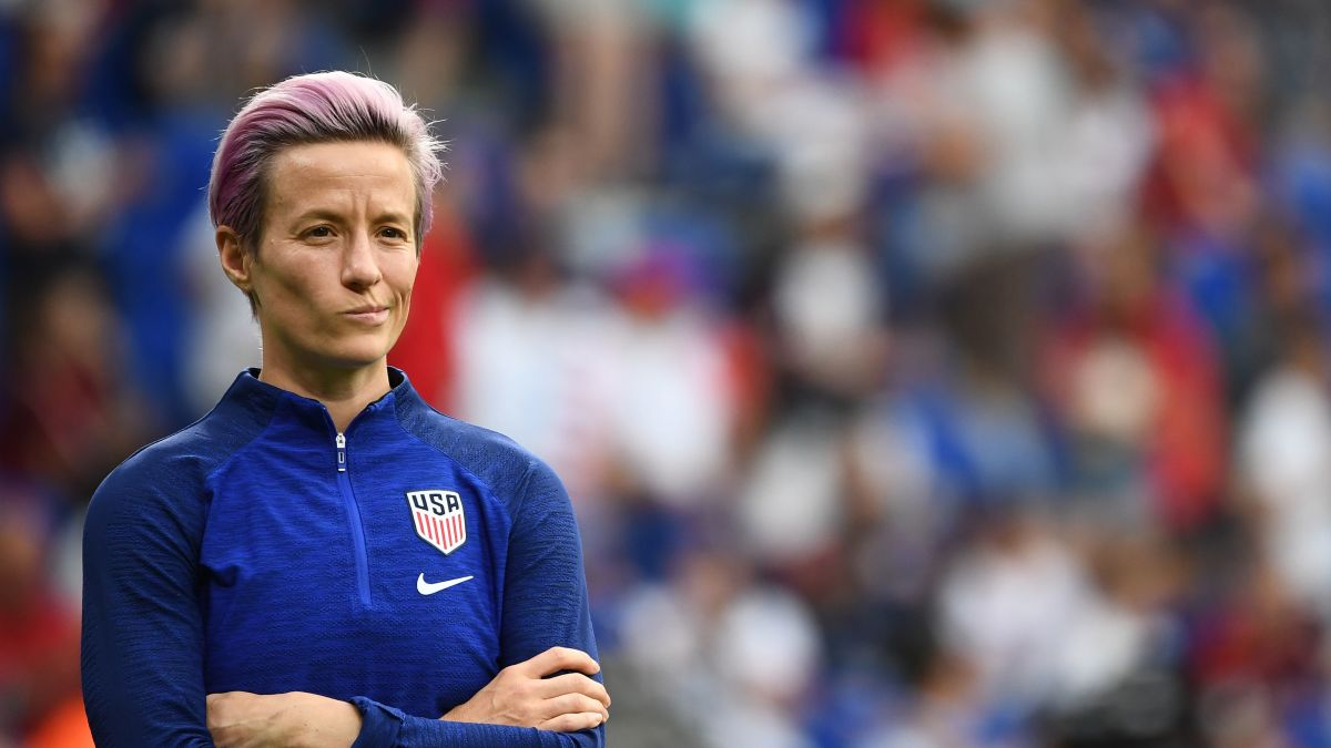 Image result for The reason why Megan Rapinoe was benched against England