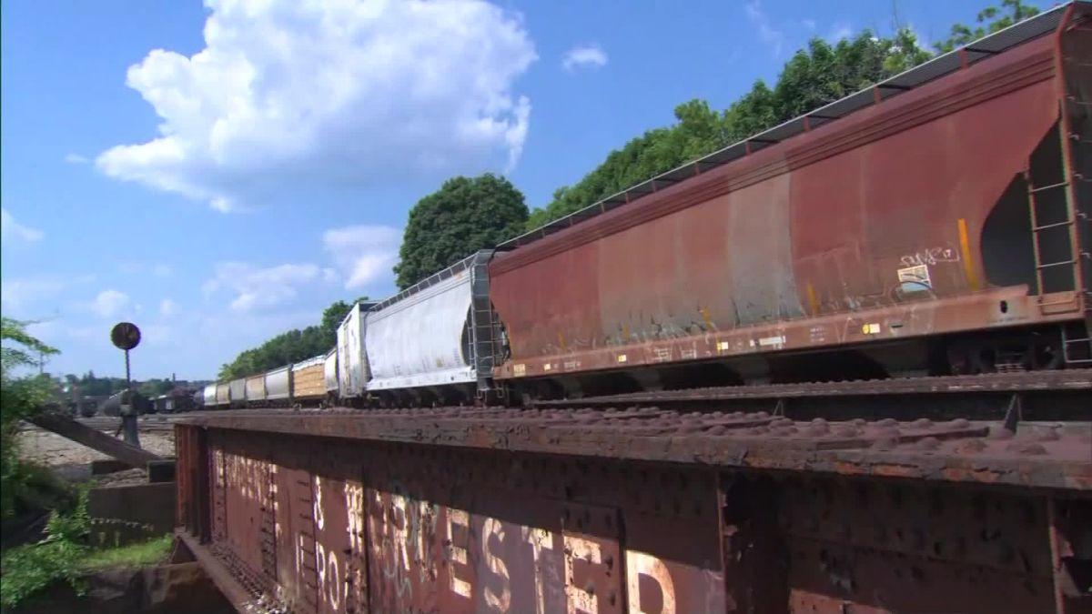 Twin baby boys found left alone near train tracks - CNN