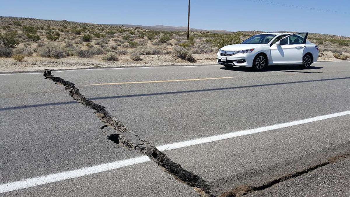 Searles Valley earthquake generates more than 200