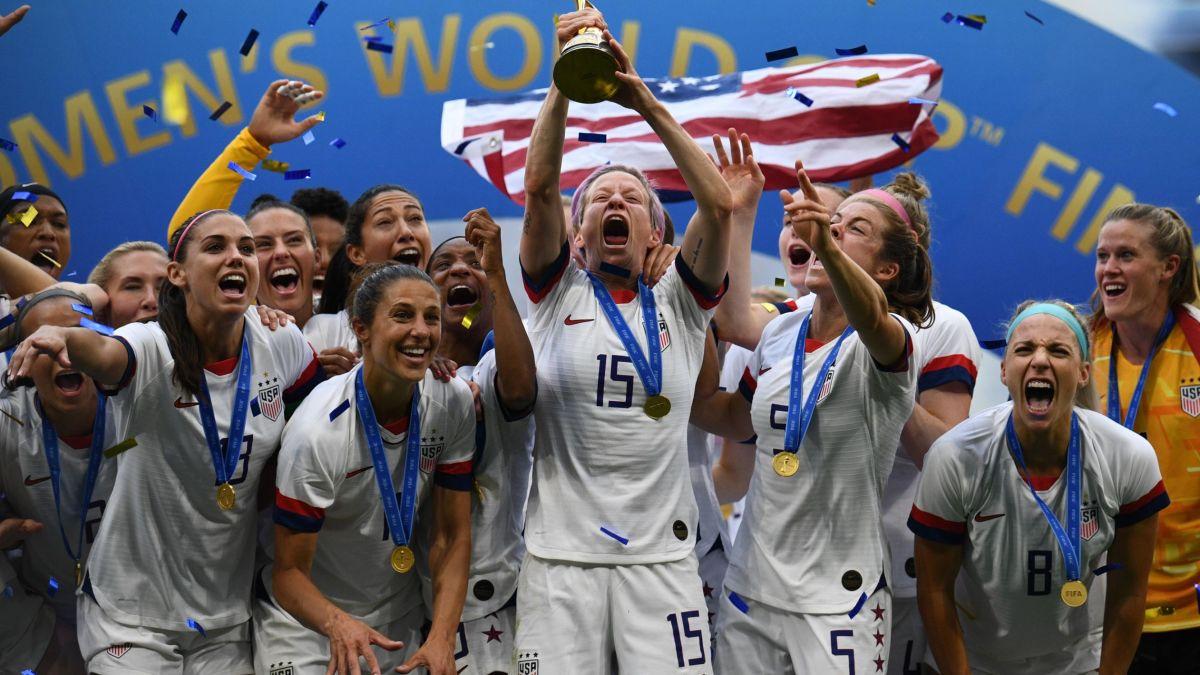 ผลการค้นหารูปภาพสำหรับ FIFA considering idea for Women's World Cup to be played every two years