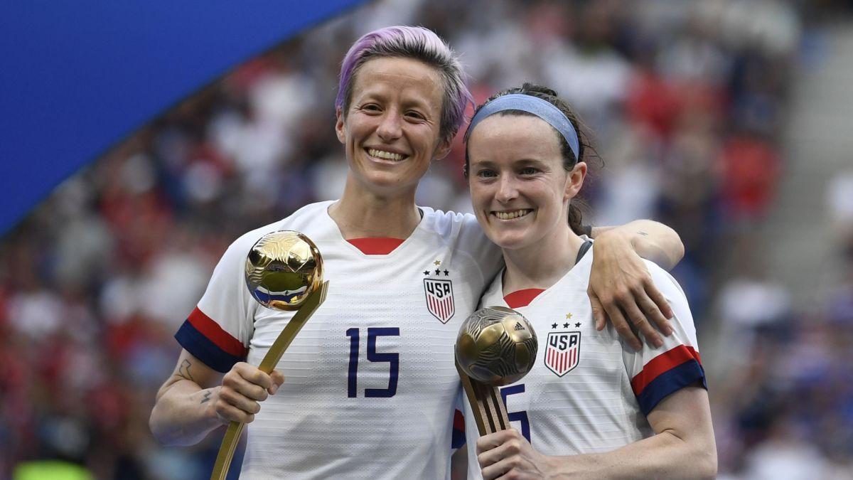 ผลการค้นหารูปภาพสำหรับ The World Cup's over, but here's how to keep watching women's soccer
