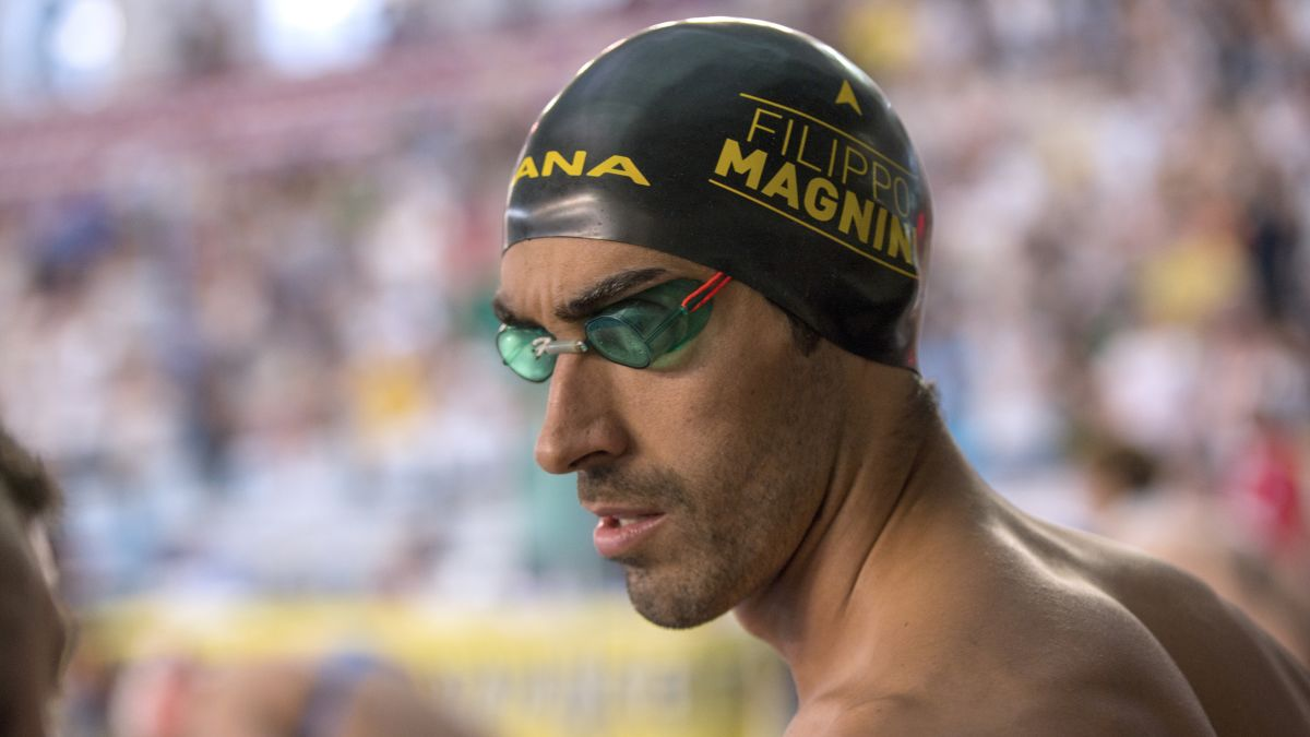 Olympic swimmer saves drowning man in Sardinia - CNN