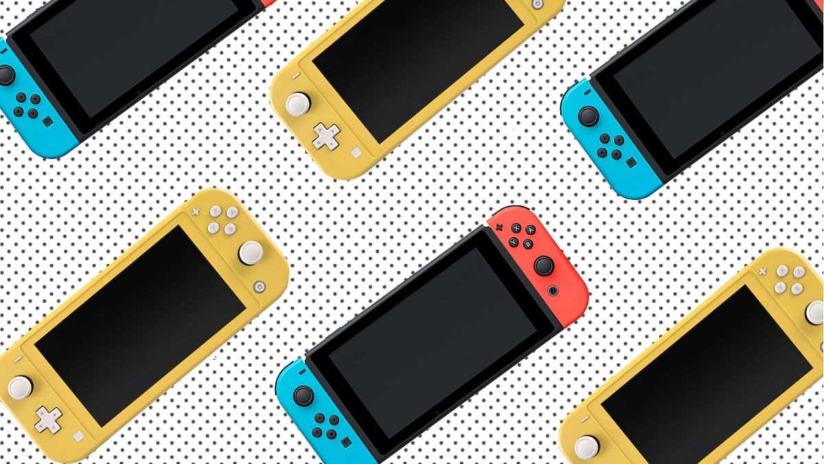 Nintendo Switch Black Friday Deals From Amazon Gamestop And